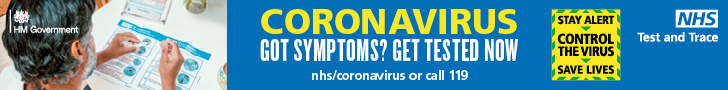 Coronavirus: Got symptons? Get tested